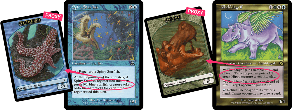 Magic: the Gathering's missing tokens | MTG onl Tokens